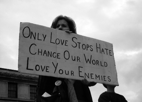 Love Your Enemies: TURN HATERS INTO FRIENDS