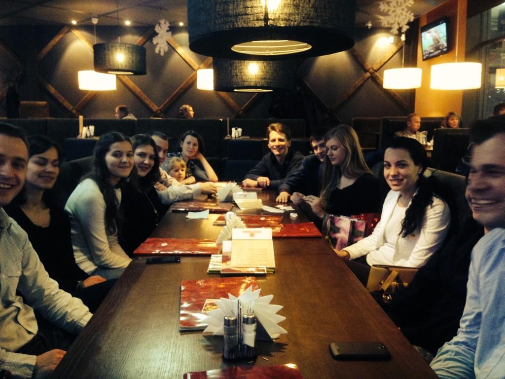 SEE Global team December 2013
