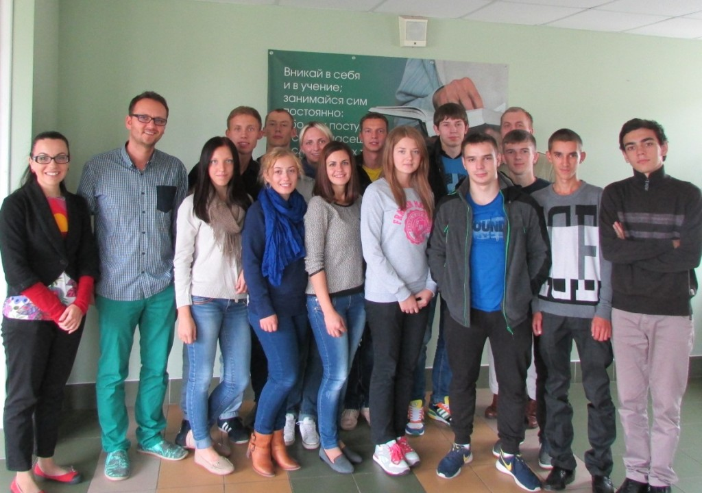 Minsk Bible College 2014