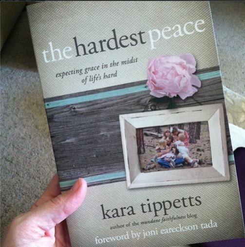 the-hardest-peace-Kara-Tippetts-oatmeal-smiles